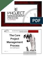 Core Project Management Process