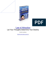 Stop The B.S.-The Law of Attraction Works If You Do It Right!