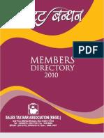 Delhi Members Directory 2010