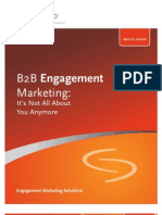 B2B Engagement Marketing