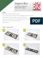 BIG-Images iPod Origami Instructions