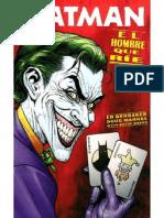 Batman El Hombre Que Rie