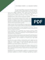 LA UNIVERSIDAD ECUATORIANA FRENTE A REALIDAD POLÍTICA ACTUAL