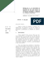 [Boletín 7338-07] Sobre inscripción automática, Servicio Electoral y sistema de votaciones