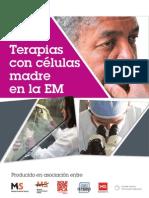 Terapias con células madre en la EM