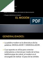 EL MODÉM
