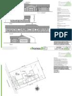 Douglas House Floor Plan
