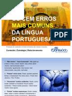Cem Erros Portugues Por Falantes n Nativos