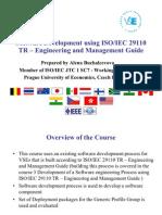 Software Development Using ISO 29110 Rev0