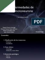 Seminario de Neuropatología