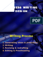Business Writing Design