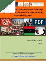 International Policy and Leadership Conference - Malta, Nov 2011