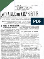Le Diable Au XIXe. 02 - 189402