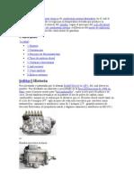 El motor diésel es un motor térmico de combustión interna alternativo en el cual el encendido del combustible se logra por la temperatura elevada que produce la compresión del aire en el interior del cilindro