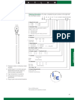 Thermocouples High Temperature