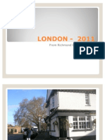 TRIP TO LONDON, 5th DAY-To Kew Gardens