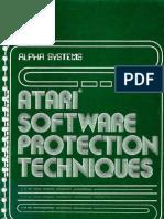 Atari Software Protection Techniques