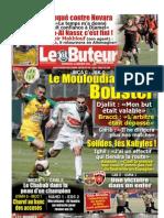 LE BUTEUR PDF du 22/01/2012