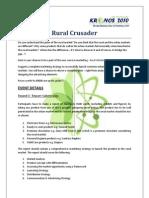 RURAL CRUSADER Details & Guidelines (1)