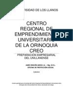 Universidad de Los Llanos Emprendedora