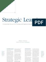 Strategic Learning