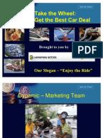 Carpenter - Final Marketing Presentation