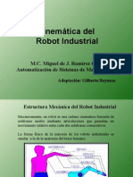 Cinematic A Robot