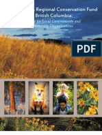 Conservation Fund Guide