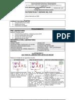 Lab Caracteristicas y Disparo Del Scr