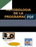 METODOLOGIA DE LA PROGRAMACIÓN