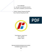 NEGARA ± NEGARA YANG MENJADI ANGGOTAORGANISASI ( NAFTA, UNI EROPA, GATT DAN WTO )
