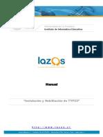 12325625991 2 Manual de Instalacion y Habilitacion Typo3