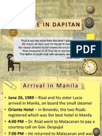 chapter 18 summary of rizal by zaide José rizal: life, works, and writings gregorio f zaide villanueva book store, 1957 - filipinos - 295 pages 0 reviews from inside the book what people are saying - write a review we haven't found any reviews in the usual places contents.