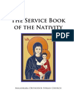 Nativity Service - English
