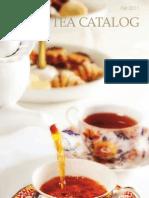 Stash Tea Catalog