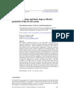 Vijay Balasubramanian, Per Kraus and Masaki Shigemori- Massless black holes and black rings as effective geometries of the D1–D5 system