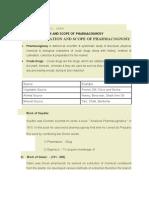 pharmacognosy(AJAY)