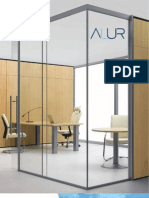 ALUR Glass Wall Architectural Products