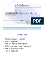 28_09 Logistics Performance Metrics