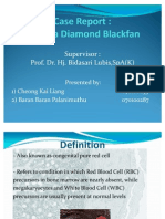 PEADS- DIAMOND BLACKFAN ANEMIA