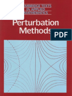 Hinch - Perturbation Methods