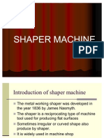 Ppt of Shaper