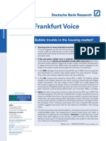 DB Research Bubbles