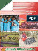 Jeevan Bikas Annual Report 2066_67