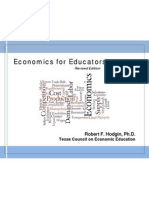 Economics for Educators Revised v 18G