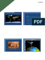Remote Sensing Lecture Slides