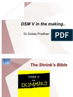 DSM v Progress