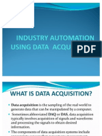 Industrial Automation Using Data Acquisition 2