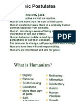 Humanism and Maslow