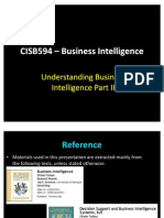 CISB594 %96 Business Intelligence Week 3